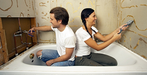 ремонт в банята