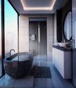 Модерната баня Стилове и тенденции
